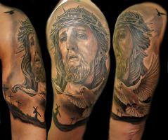 Mayer Péter Junior - Tetoválások 16