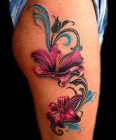 Mayer Péter Junior - Tetoválások 25