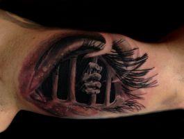 Mayer Péter Junior - Tetoválások 27