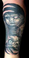 Mayer Péter Junior - Tetoválások 33