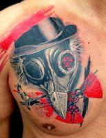 Mayer Péter Junior - Tetoválások 34