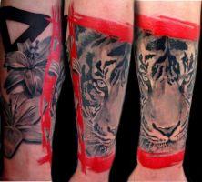 Mayer Péter Junior - Tetoválások 38
