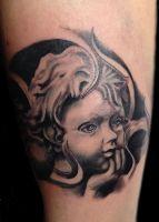 Mayer Péter Junior - Tetoválások 4