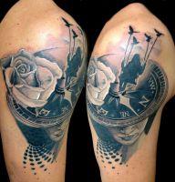Mayer Péter Junior - Tetoválások 6